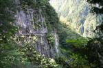 黒部峡谷と言えばこの写真