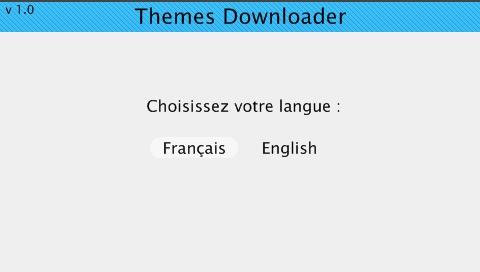 CTF 言語選択
