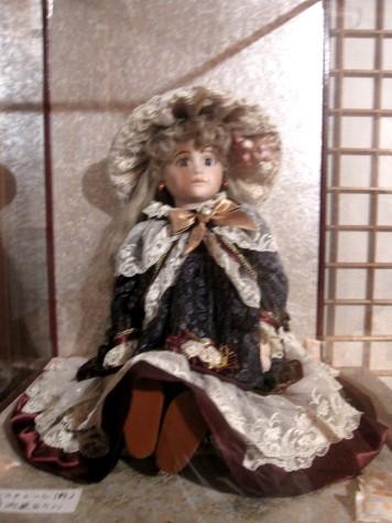 寒雨亭・御人形の家 023