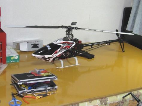 ヘリコプター 032