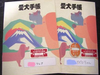 2008.4.7kureapolo狂犬病予防注射 003