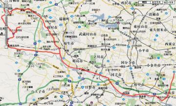 梅ヶ谷 二つ塚峠