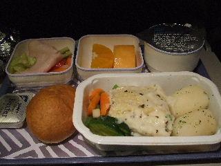 200923-8コリアンエアー機内食(ソウル?パリ)6