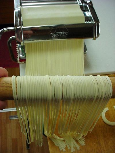 麺_pasta machine