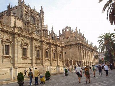 Sevilla Catedral