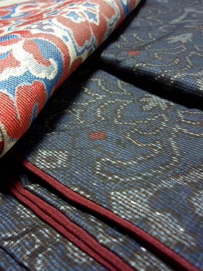 大島紬と帯