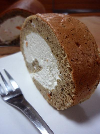 しっとりロールケーキ