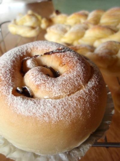 巻きこみパン