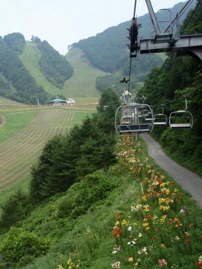 尾瀬岩鞍スキー場