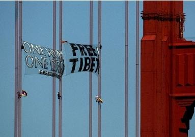 チベットに自由を