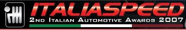 ITALIAN AUTOMOTIVE AWARDS 2007