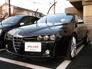 ALFA 159TI