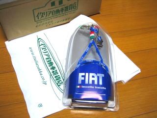 FIATネックストラップ