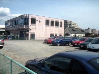 Dラーの整備工場