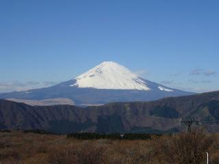 みごとな富士山12月20日