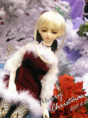 メリークリスマスv