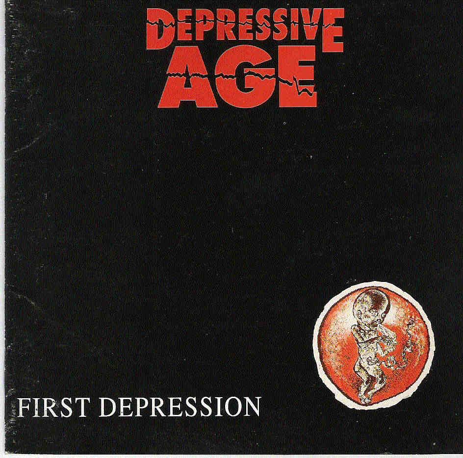 Depressive Age - First Depression