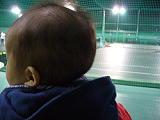 テニス待ち