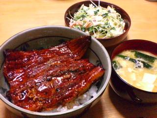 20070730夕飯