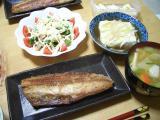 20051225夕飯