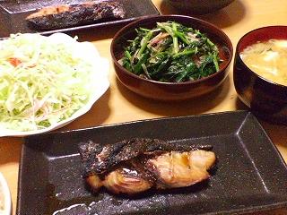 20070702夕飯