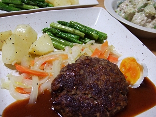 20070410夕飯