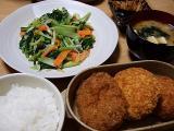 20070426夕飯