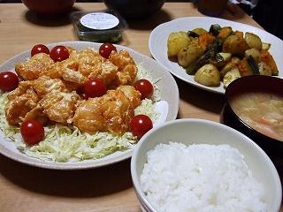 20070518夕飯