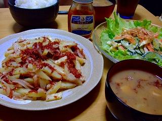 20070712夕飯
