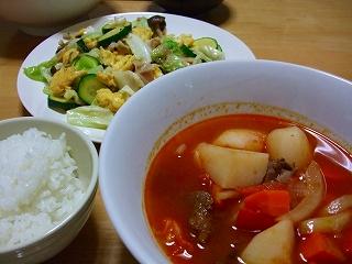 20070718夕飯