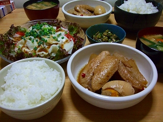 20070830夕飯
