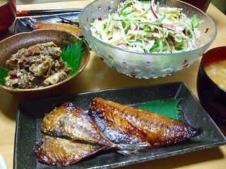 20070911夕飯
