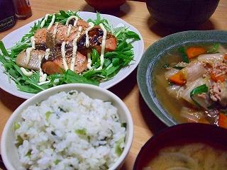 20070912夕飯