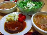 20071008夕飯