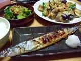20071011夕飯