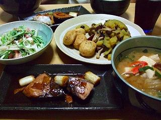20071105夕飯
