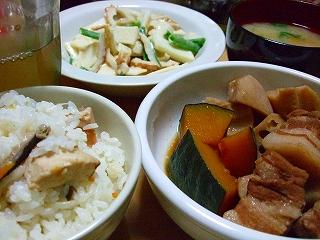 20080206夕飯