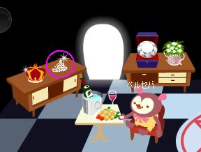 地下のコレクションルーム
