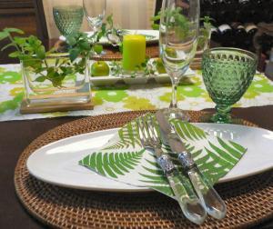 初夏のテーブル