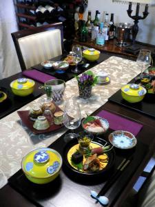 和食でおもてなし