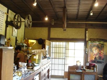 恵那の山岡町にある美味しいコーヒーとカレーの『がらん』