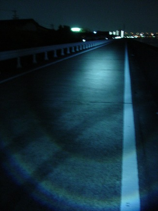 CATEYE LEDヘッドライト