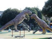大高緑地恐竜滑り台