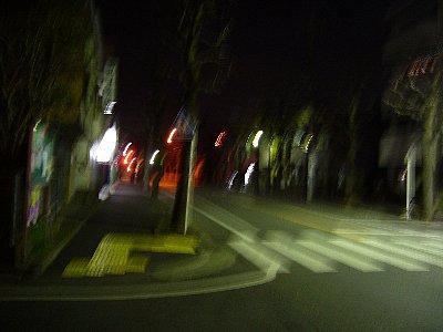夜景ー手ブレ2