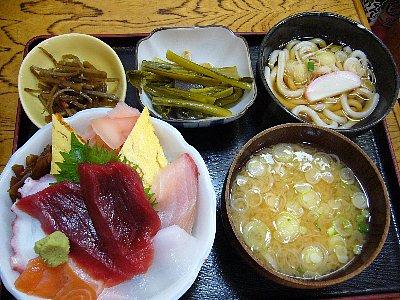 源平寿司-ちらし寿司