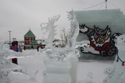紋別流氷まつり2