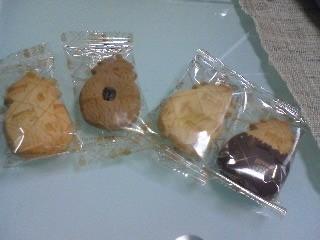 ホノルルクッキー②