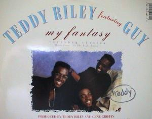 Teddy Riley ft Guy - My Fantasy