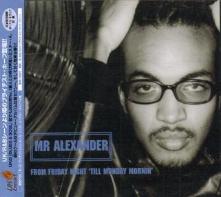 Mr Alexander