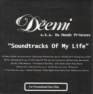 Deemi_Soundtrack Of My Life